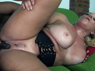 Hot Big tits MILF Alexis on my casting