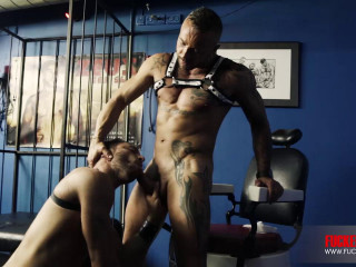Frank Valencia and Aitor Bravo (Domination Dungeon)