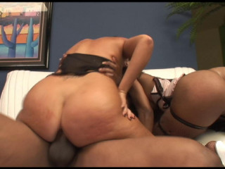 Big booty ebony bitches fucked like whores