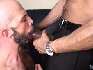 Drill with chocolate monster