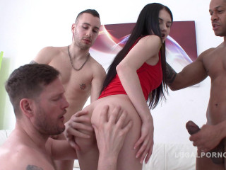 Crystal Greenvelle - It All Steaming Cockslut drank Cum shots From Guys