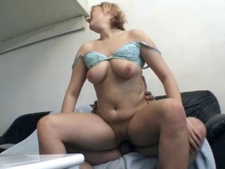 Naughty lady's pussy