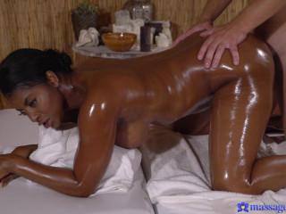 oily ebony slut jasmine fucked hard 1080p