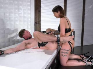 Ivy Lebelle - Strap-on Cock Slut
