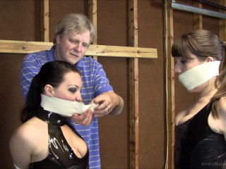 Michelle Petite & Elizabeth Andrews - Day Dreaming at the Office
