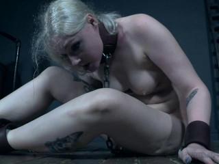 InfernalRestraints  Arielle Aquinas - Extreme, Bondage, Caning