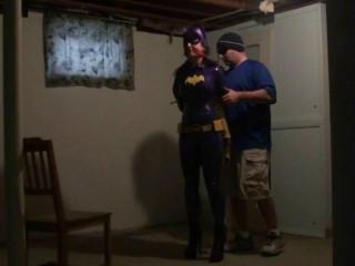 Batgirl Pent up