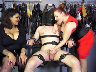Doll Yna and Domina Liberty We'll break your spirit (2016)