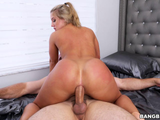 Big Dick in Pornstar Candice Dare Huge Ass