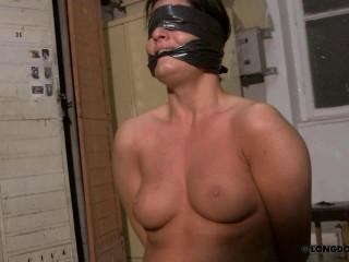 Cruel Breast Torture