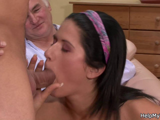 Jenny - Fat thick dripping birthday surprise for her (2020)