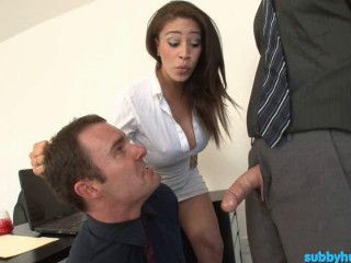 Boss Is Now The Office Bitch Part 2
