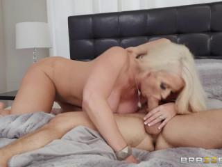 Alura Jenson - Nursing My Stepson's Sick Dick