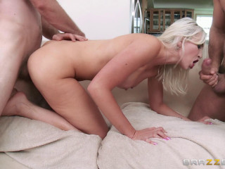 Super-fucking-hot 3 way With Hookup Thirsty Wifey