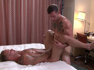 Zack Matthews, Brad Powers