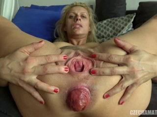 Stroke it for my open holes Joi - Full HD 1080p