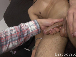 EastBoys - Aston Twins - First Time Handjob