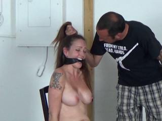 Naked Interrogation! - Scene 1 - Sebrina - Full HD 1080p