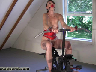 Exercise Fuck Session