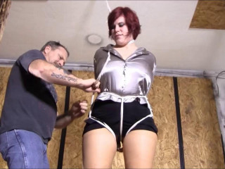 Introducing Mega Porn Star Back Into The World Of Bondage