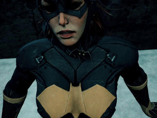 Batgirl and Robin - HD 720p