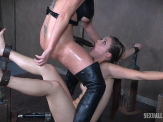 Local college coed is severely bound, vibed to a few climaxes and face ravaged into subspace!
