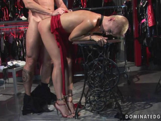 Official super vision Sinead - Extreme, Bondage, Caning