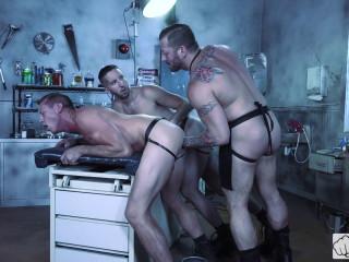 Dr. FrankenFuck's Fist Lab (Scene #04)
