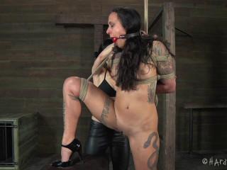Tattooed Tramp - Henna Hex - HD 720p