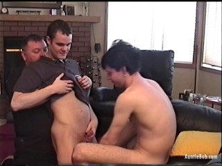 Cock and Ass Licking Orgy