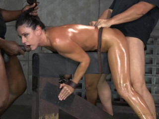 India Summer - Giant Orgasms!(Jul 2014)