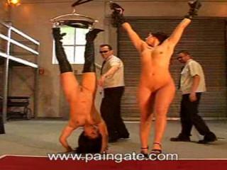 Prison Gate - Human balance