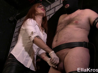 Managing My Slave's Climax by Edging! (2017)