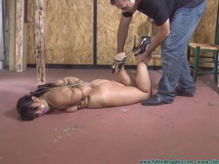 Restrain bondage Get Together with Yvette Xtreme 2