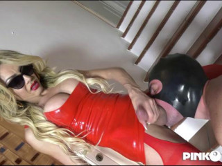 Mistress Crystal And Her Cock To Suck