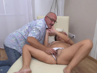Adalina - Horny older lady fucking and sucking FullHD 1080p