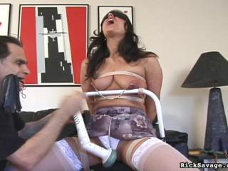 Ultimate Nipple Torture - Lynda