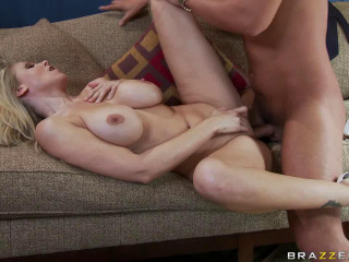 Julia Ann - Stop! Or My Mommy Will Fuck!