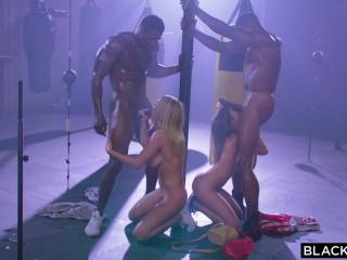 Riley Reid & Gabbie Carter - Below The Belt