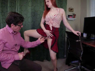 Lady Fyre Femdom - Sexy Boss Convinces You to Cheat on Wife