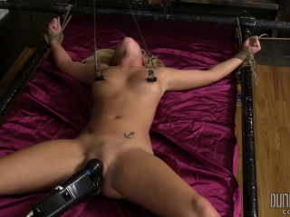Dungeon Corp - Bailey Brooke - Classic Beauty Tested by Bondage