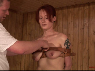 Melanie Trussed & Tantalized