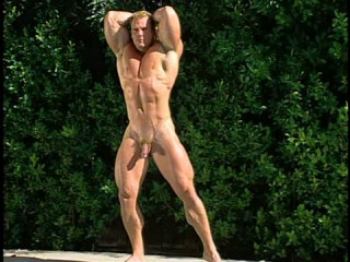 Naked Muscle Males