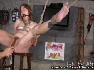 Unexperienced Domination & submission 71