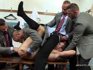Office buttfuck boys!