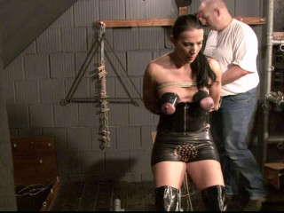Toaxxx - Gimp Eva in the Basement Again 1