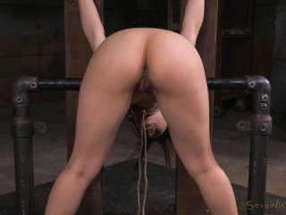 Bondage Newbie Asia Zo Bent Over And Roughly Fucked