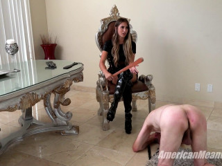 Spanking Mean Girl Style - Princess Beverly - Full HD 1080p