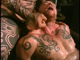 Buck Angel Ent - Ultimate Fuck Club - Tattooed and Screwed