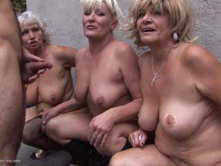 Katalina (57), Maria (72) and Valarie (48)